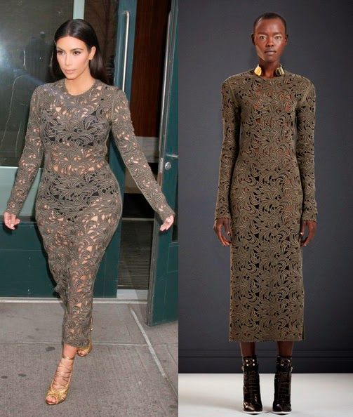 kim-kardashian-rachel-roy-fall-2013-dress-out-for-dinner-with-kanye-west-and-anna-wintour