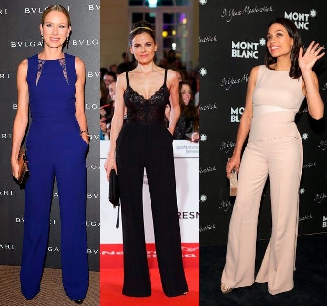 Red Carpet Jumpsuits | Fashion Ql