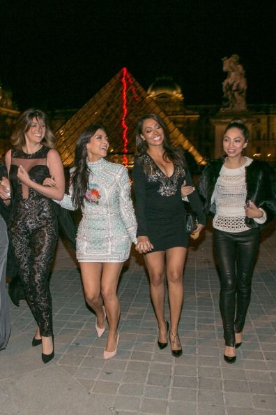 Kim Kardashian celebrates her Bachelorette party with her girlfriends