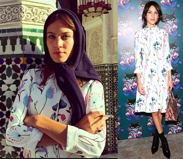 alexa-chung-in-miu-miu-ss14-at-poppy-delevingne-marrakesh-wedding