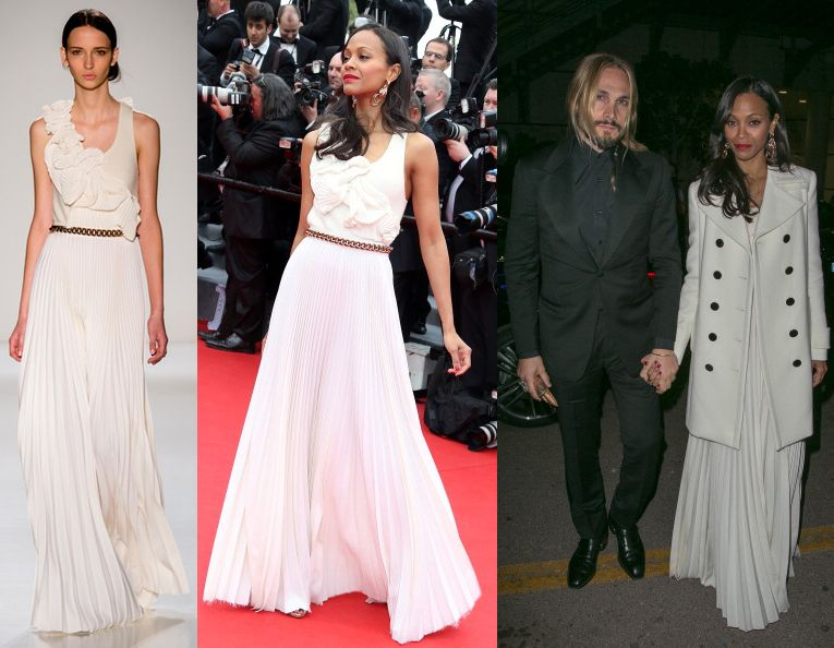 Celebrity Sightings Day 1 - The 67th Annual Cannes Film Festival