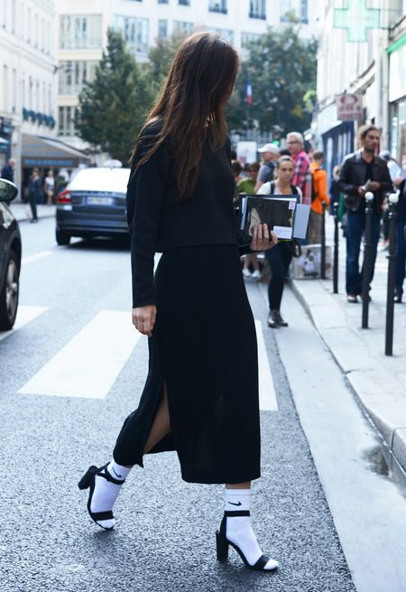 Did Rag & Bone get some inspiration from this  Tommy Ton shot?