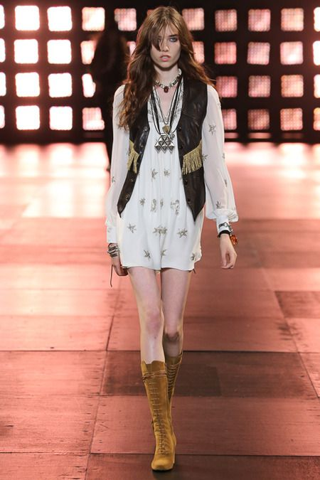 Saint Laurent Pre Spring Summer 2015 Women's Collection ...