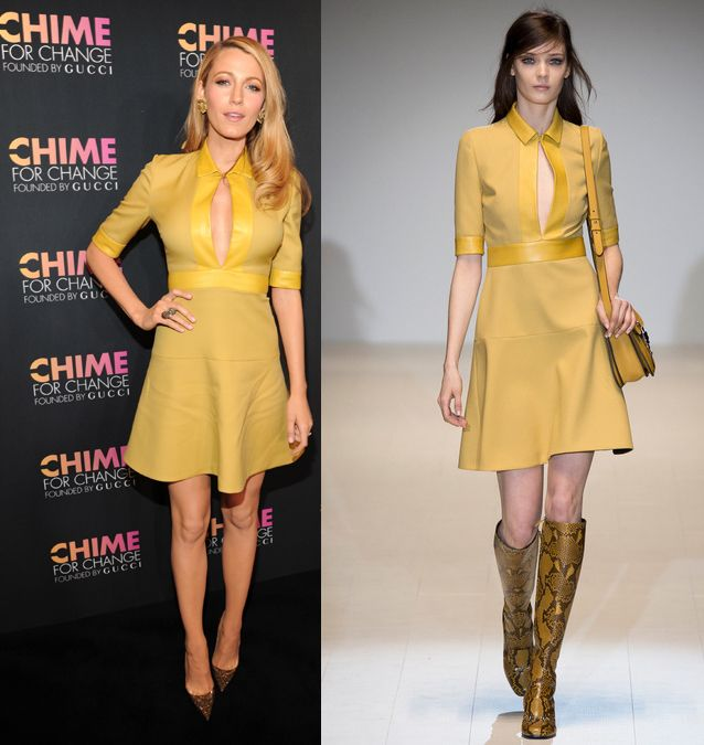 Blake-Lively-in-gucci-fall-2014-chime-for-change-one-year-anniversary-celebration