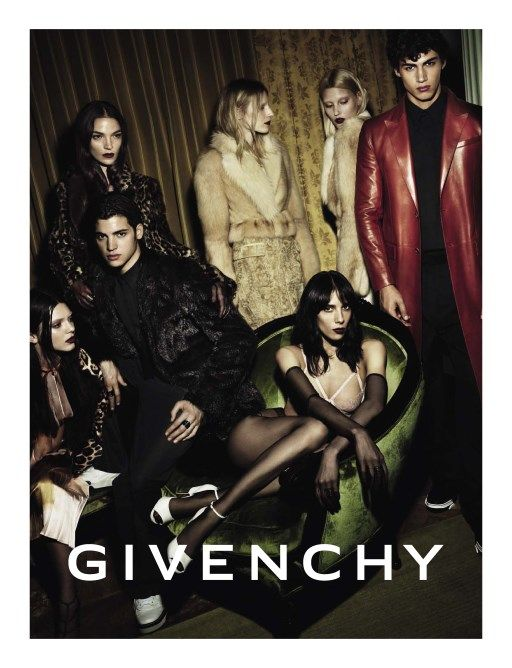 Givenchy-fall-winter-2014-15-first-campaign-photo