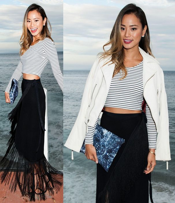 And so does Jamie Chung!