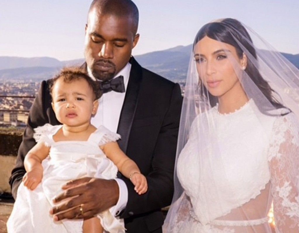kim-kardashian-kanye-west-north-wedding-photo