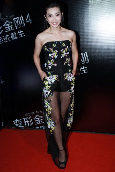 Transformers: Age of Extinction Beijing Premiere