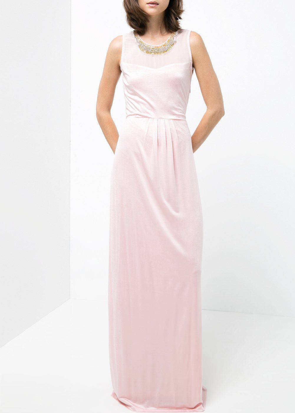 7 Affordable Pink Long Dresses To Wear To A Wedding Laiamagazine