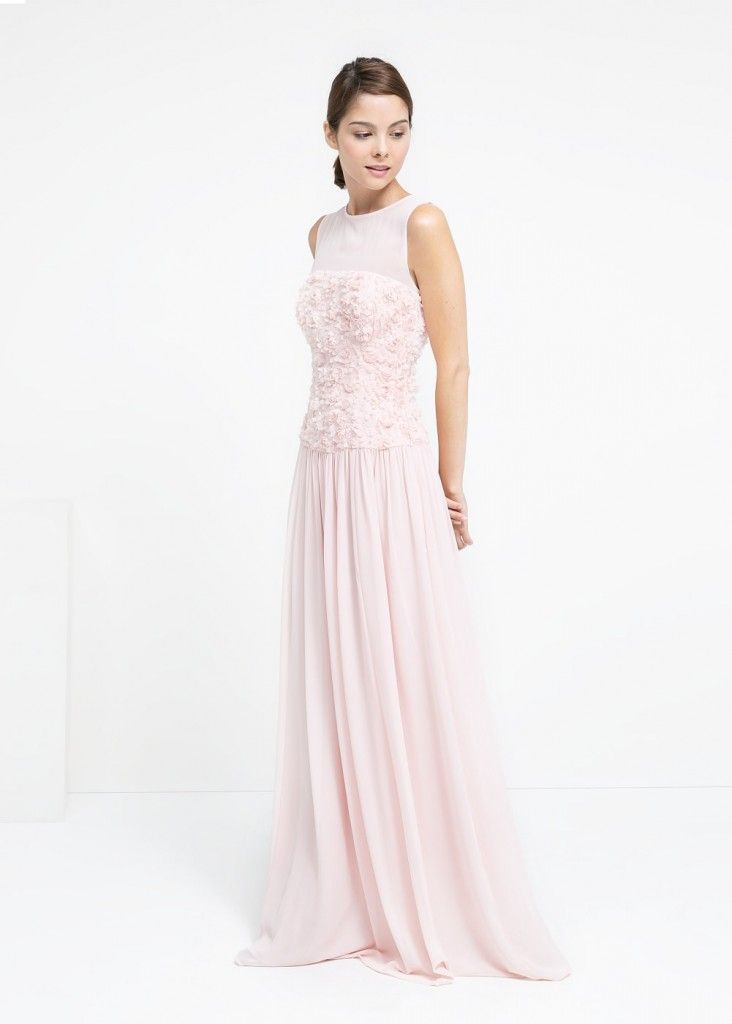 mango-embossed-flower-pink-blush-gown