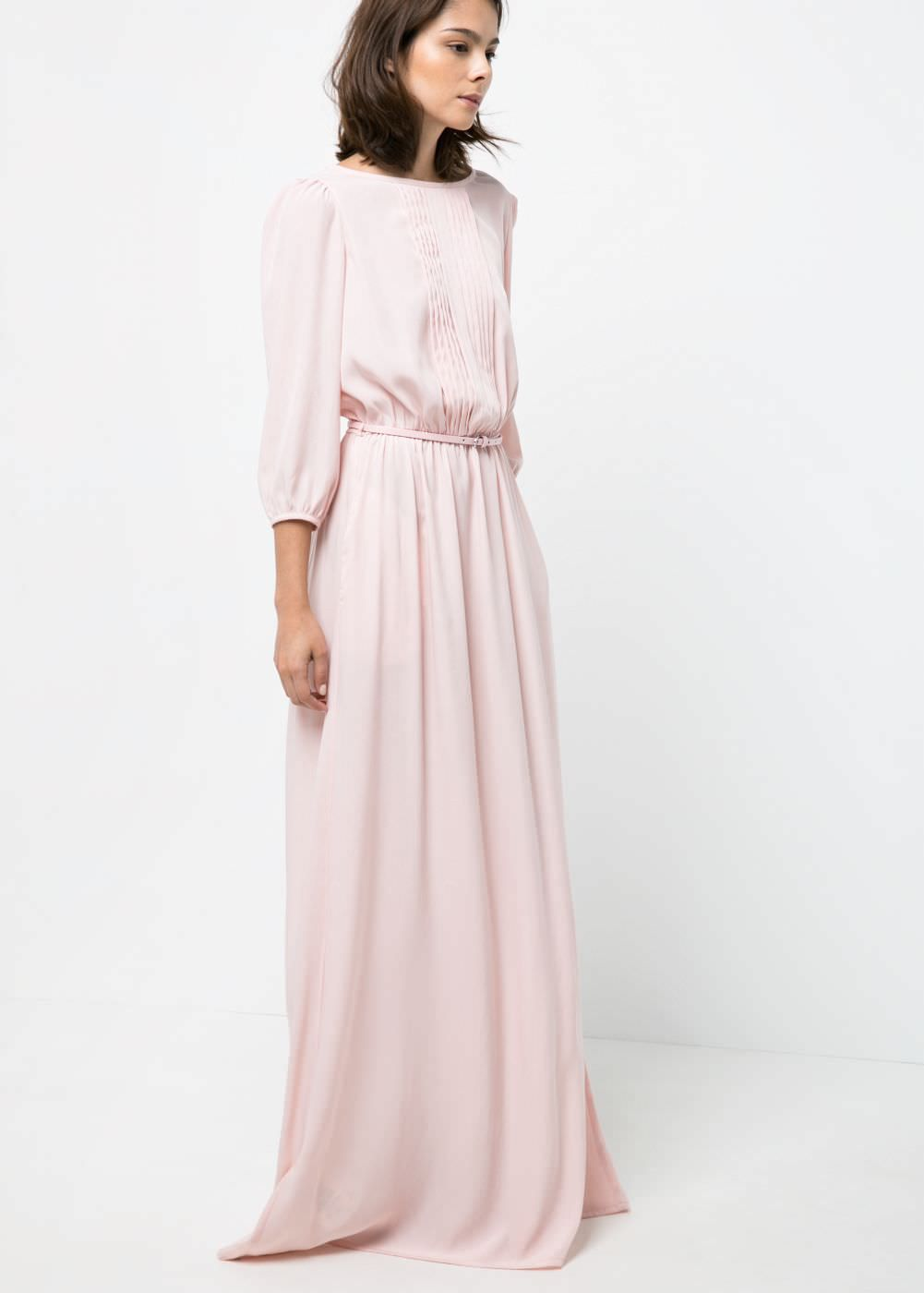 7 affordable pink long dresses to wear to a wedding - LaiaMagazine