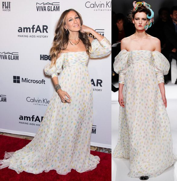amfAR Inspiration Gala New York 2014