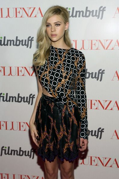 Nicola Peltz in Louis Vuitton Resort 2015