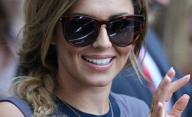 Cheryl Fernandez-Versini Sightings - July 24, 2014