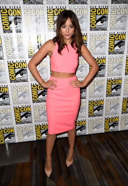 """Marvel's Agents Of S.H.I.E.L.D."" & ""Marvel's Agent Carter"" Press Line - Comic-Con International 2014"