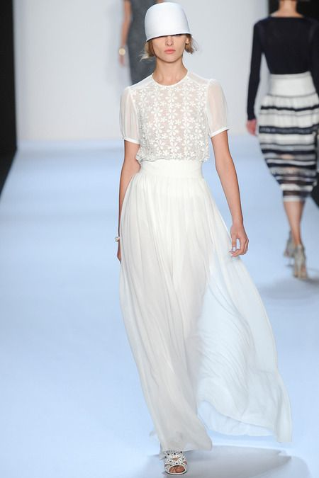 Vanessa Hudgens pants were Badgley Mischka SS14