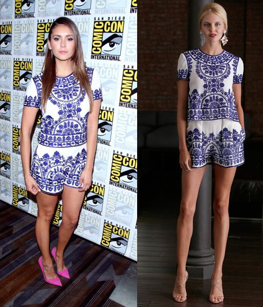 """The Vampire Diaries"" Press Line - Comic-Con International 2014"