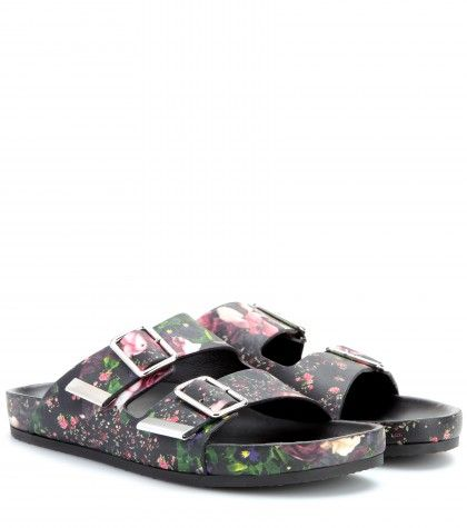 P00092262-Floral-print-leather-sandals--STANDARD