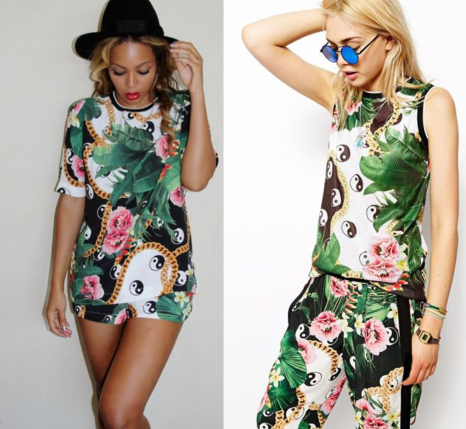 beyonce-in-jaded-london-ying-yang-flower-print-top-and-pants