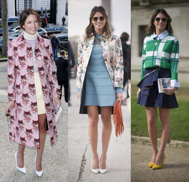 Miu Miu  : Outside Arrivals  - Paris Fashion Week Womenswear Fall/Winter 2014-2015