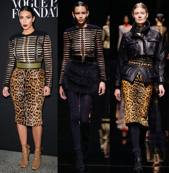 kim-kardashian-in-balmain-fall-winter-2014-15-at-vogue-foundation-gala-paris-fashion-week-haute-couture