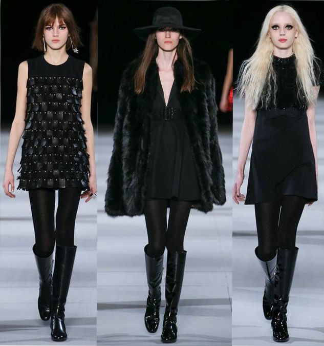 Saint Laurent Fall/Winter 2014-15