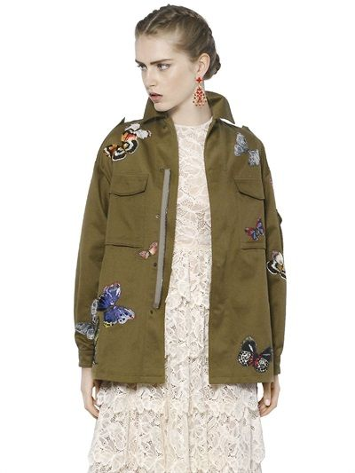 valentino-butterfly-embellished-cotton-parka-jacket