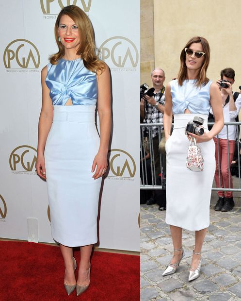 Celebrity Sightings At Paris Fashion Week : Haute Couture F/W 2014-2015 : July 7th