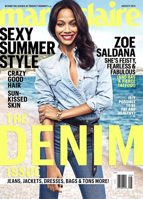 zoe-saldana-marie-claire-us-august-2014-cover