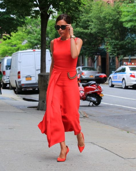 Celebrity Sightings In New York City - June 10, 2014