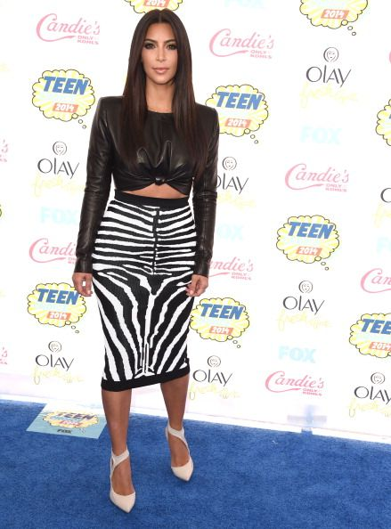 FOX's 2014 Teen Choice Awards - Arrivals