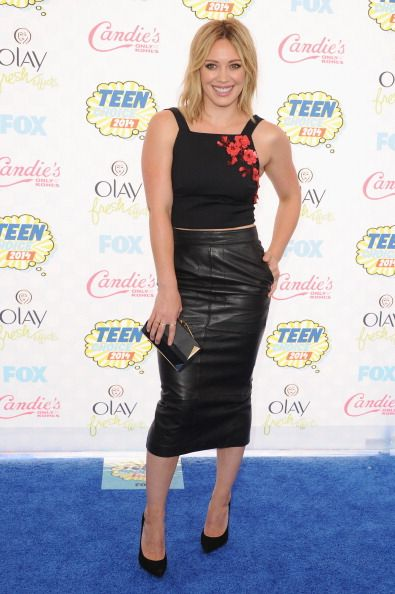 2014 Teen Choice Awards - Arrivals