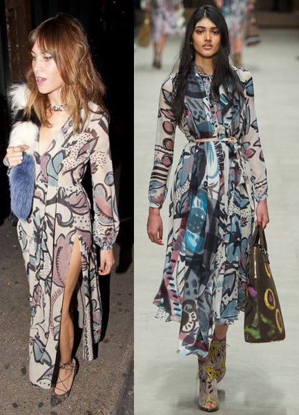 alexa-chung-Burberry-Prorsum-Fall-Winter-2014-2015-dress