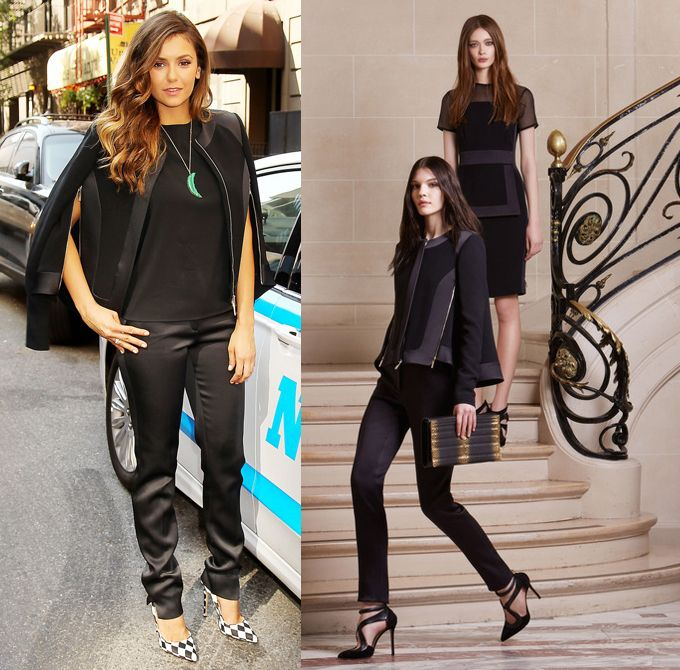 nina-dobrev-promotes-lets-be-cops-all-over-new-york-wearing-elie-saab-and-bionda-castana