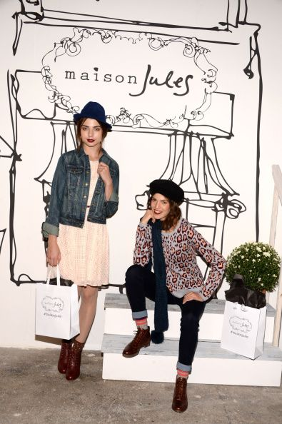 Maison Jules - Presentation - Mercedes-Benz Fashion Week Spring 2015