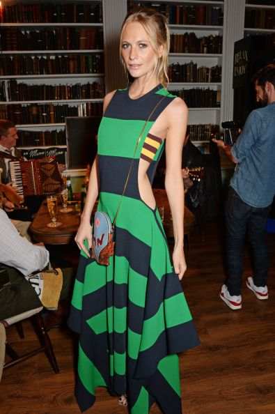 The London 2014 Stella McCartney Green Carpet Collection