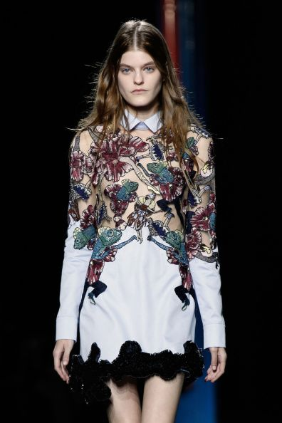 Mary Katrantzou: Runway - London Fashion Week SS15