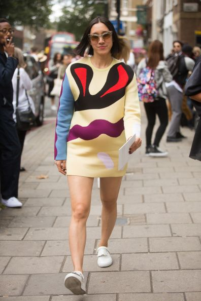 Day 3: Street Style - London Fashion Week SS15