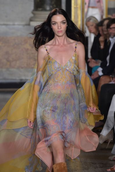 Pucci - Runway - Milan Fashion Week Womenswear Spring/Summer 2015