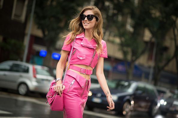 Street Style - Day 3 - Milan Fashion Week Womenswear Spring/Summer 2015