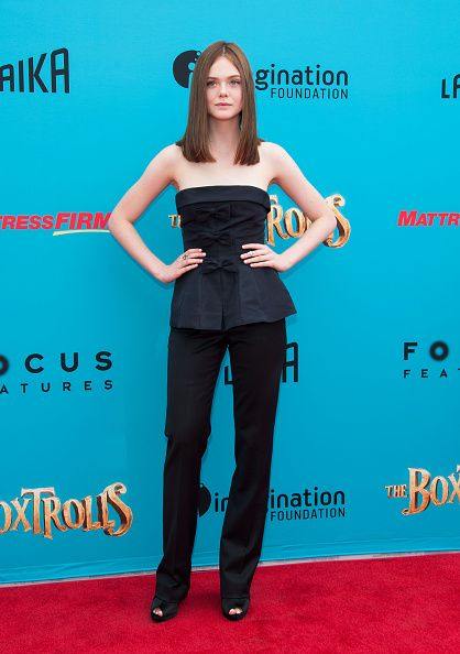 "Premiere Of Focus Features' ""The Boxtrolls"" - Arrivals"