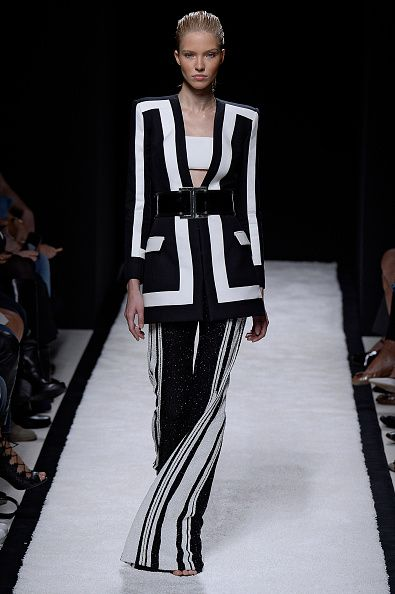 Balmain - Runway RTW - Spring 2015 - Paris Fashion Week