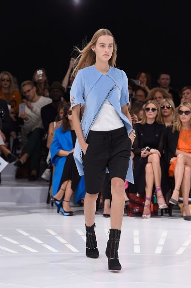Christian Dior : Runway - Paris Fashion Week Womenswear Spring/Summer 2015