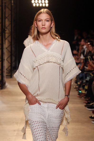 Isabel Marant : Runway - Paris Fashion Week Womenswear Spring/Summer 2015