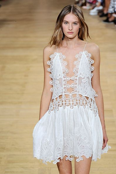 Chloe - Runway RTW - Spring 2015 - Paris Fashion Week