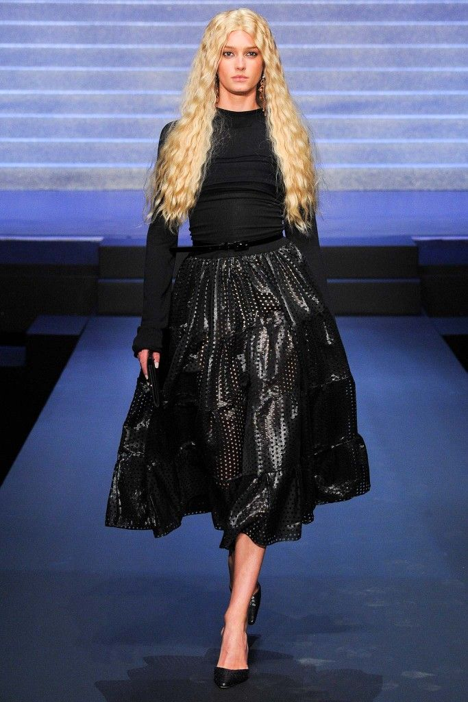 Sigrid Agren as Franca Sozzani