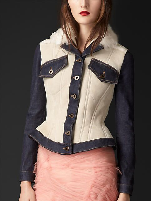 burberry-prorsum-shearling-and-denim-jacket-spring-summer-2015