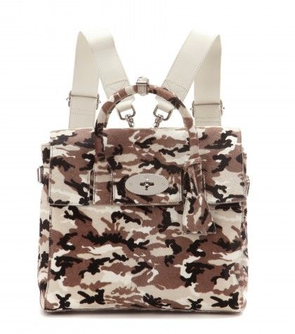 c1948ae4aea3 The Cara Delevingne X Mulberry backpack collection launches in New ...