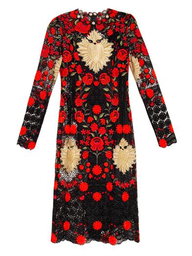 dolce-gabbana-embroidered-macrame-lace-dress-spring-summer-2015