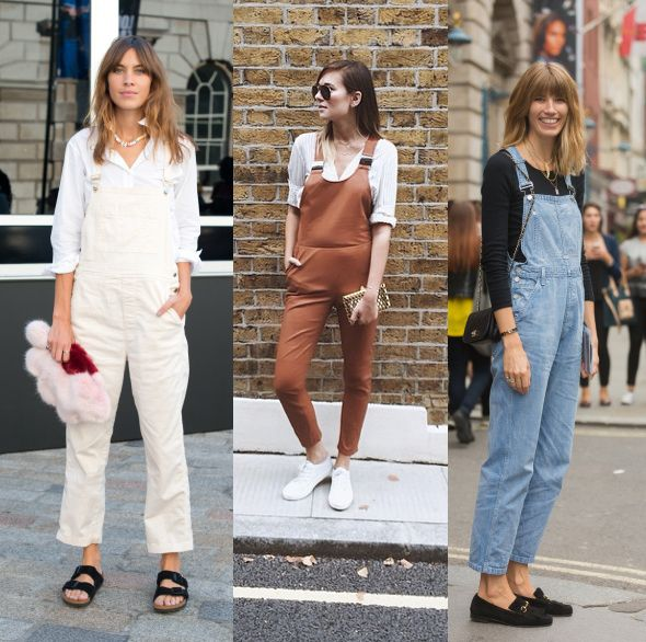 Day 2: Street Style - London Fashion Week SS15